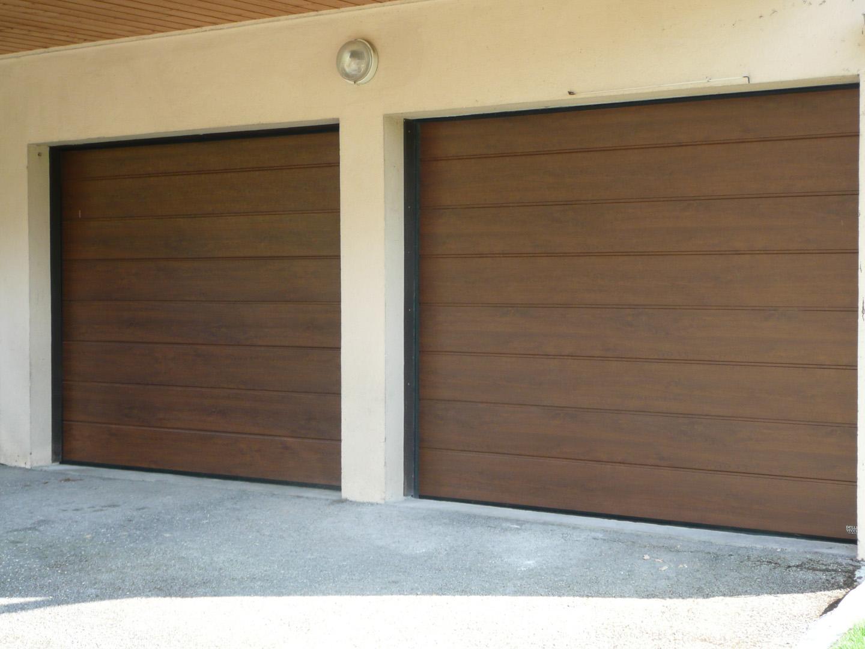 Portes de garage perrin stores for Garage peugeot haute savoie